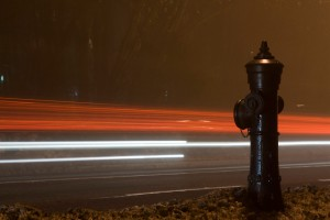 Passing A Hydrant