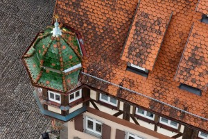 Rothenburg From Above